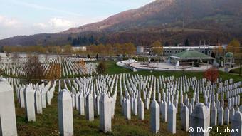 Bosnien und Herzegowina Geschichte über einen Knochenjäger (DW/Z. Ljubas)