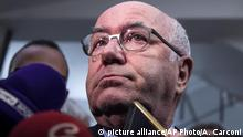 Italien Carlo Tavecchio (picture alliance/AP Photo/A. Carconi)