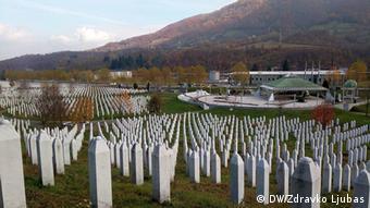 Bosnienkrieg, Knochenjäger aus der Oststadt Srebrenica