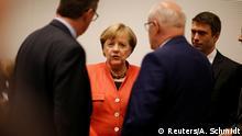 Deutschland Ende Jamaika-Koalition Sondierungsgespräche   Angela Merkel; Bundeskanzlerin