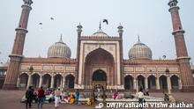 Indien, Jama Masjid in Neu-Dheli