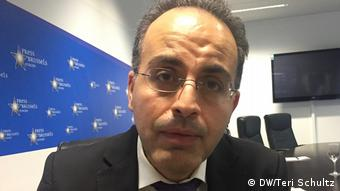 Fadi El Abdallah, International Criminal Court spokesman