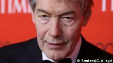 USA TV-Host Charlie Rose in New York