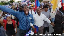 USA Haitianische Einwanderer in Miami (Getty Images/D. Friedman)