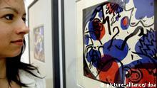 BdT Kandinsky Ausstellung Kunstmuseum in Bonn BdT