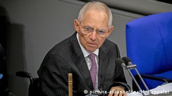 Ο Β. Σόιμπλε επεδίωκε τη σύσταση Ευρωπαϊκού Νομισματικού Ταμείου