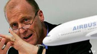 Tom Enders, Airbus Chief Executive