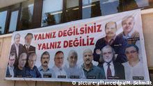 Türkei Istanbul Prozess gegen Cumhuriyet-Mitarbeiter