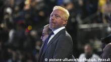 London boris Becker Nitto ATP World Tour Finals - Day Eight