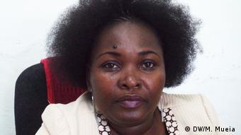 Mosambik Sara Ossumane