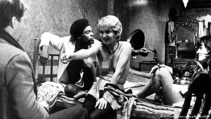 Filmstill Ingmar Bergman Filmszene Das Schlangenei