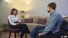 DW Nemtsova Interview mit dem Sänger Vasily Oblomow
