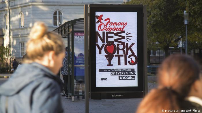 USA New York Tourismuskampagne Travel True York City