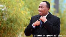 UN-Klimakonferenz 2017 in Bonn   Mahamadou Issoufou, Präsident Niger