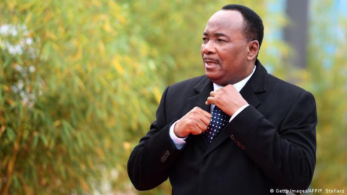 UN-Klimakonferenz 2017 in Bonn | Mahamadou Issoufou, Präsident Niger