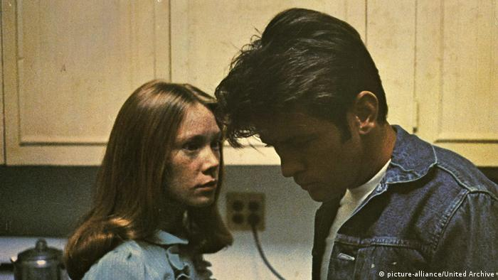 Film still from Terrence Malick's 'Badlands' (picture-alliance/United Archive)