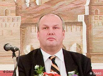 Руководитель российско-белорусского отдела DAAD Хольгер Финкен