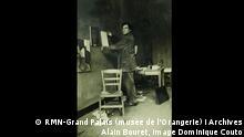 Ausstellung MODIGLIANI im Tate Modern (RMN-Grand Palais (musée de l'Orangerie) I Archives Alain Bouret, image Dominique Couto)