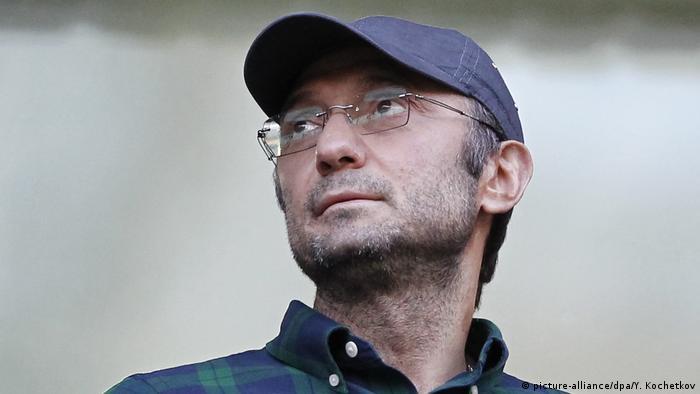 Suleyman Kerimow Milliardär und Duma-Abgeordneter