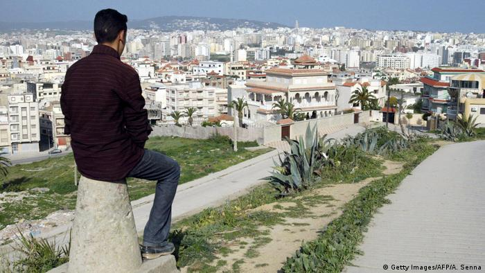 Marokko Symbolbild Arbeitslosigkeit (Getty Images/AFP/A. Senna)