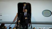 Libanon Rückkehr Saad al-Hariri