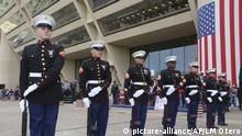 U.S. Marines Parade (picture-alliance/AP/LM Otero)