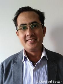Fishel Benkhald, ein pakistanischer Jude lebt in Karachi