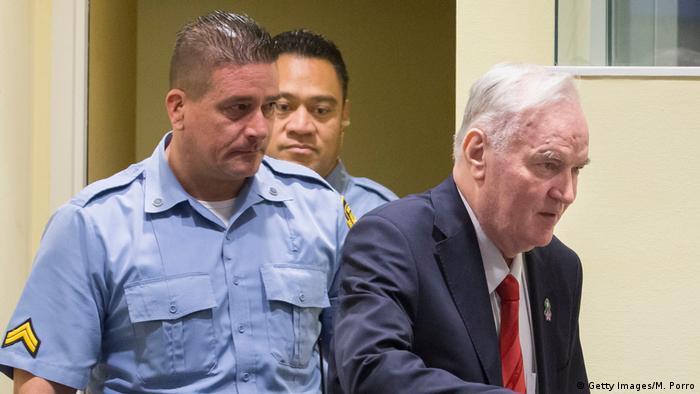 Niederlande Urteil Ratko Mladic (Getty Images/M. Porro)