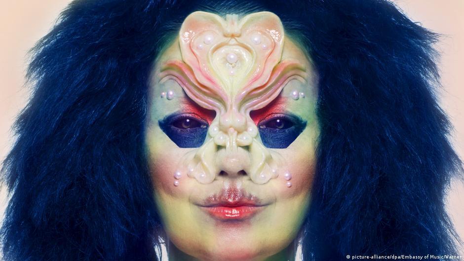 A ′Utopia′ in Björk′s world of music | Music | DW | 24 11 2017