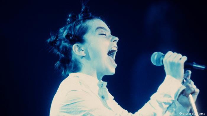 Singer Björk