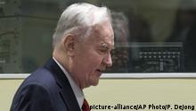 Niederlande Urteil Ratko Mladic
