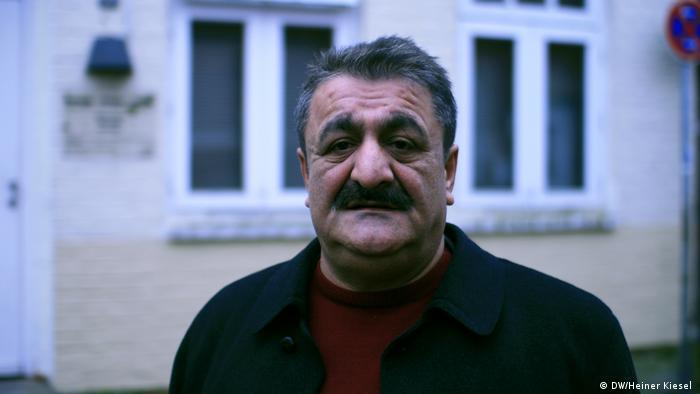 25. Jahrestag des Brandanschlages von Mölln, Faruk Arslan