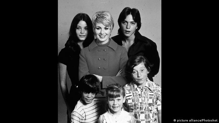 USA Partridge family (picture alliance/Photoshot)