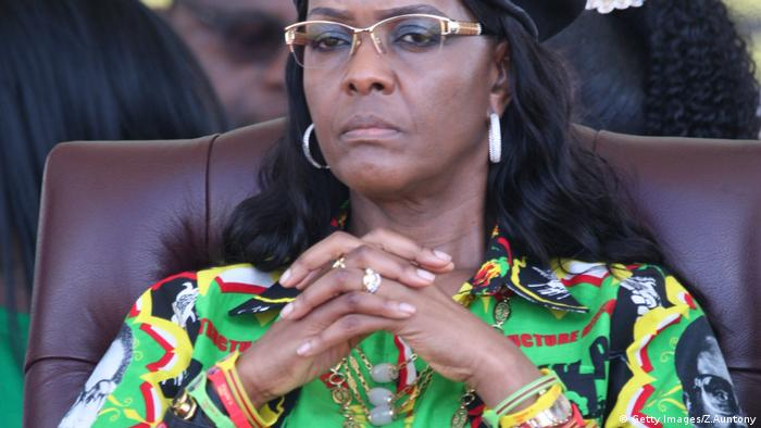 Grace Mugabe (Getty Images/Z.Auntony)
