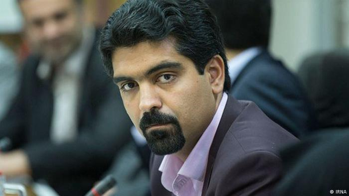 Iran Lokalwahl   Sepanta Niknam