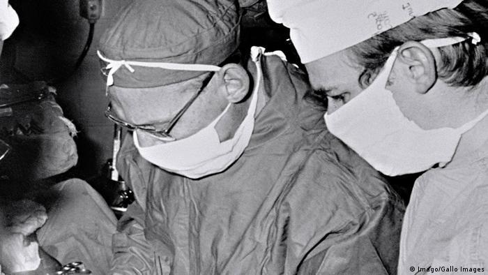 Christiaan Barnard (1978) (Imago/Gallo Images)