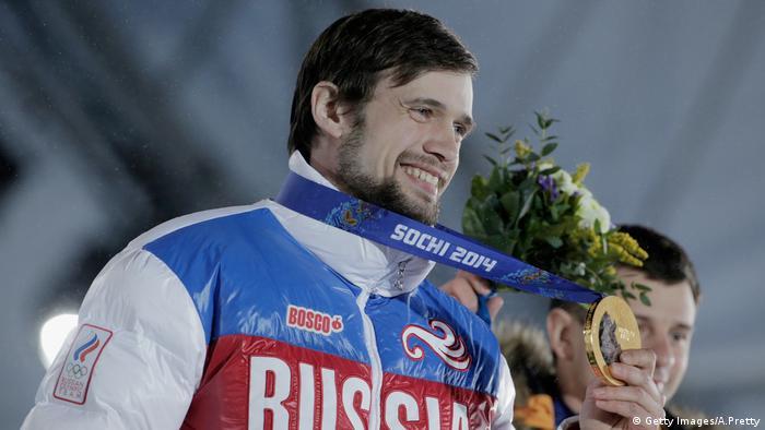 Alexander Tretiakov Olympia 2014