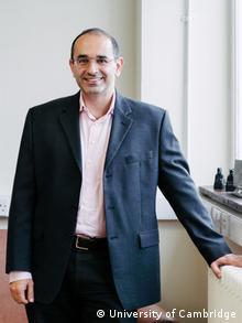 Ist künstliche Intelligenz gut oder schlecht? DW Science, Professor Dr. Zoubin Ghahramani, University of Cambridge, UK