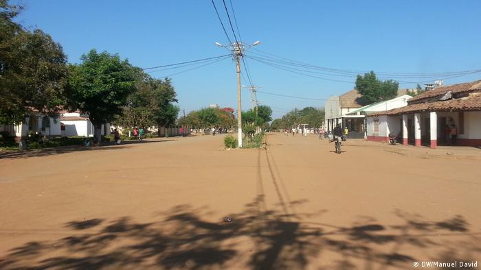 Distrito de Cuamba, na província do Niassa