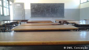 Mosambik - Lehrerstreik