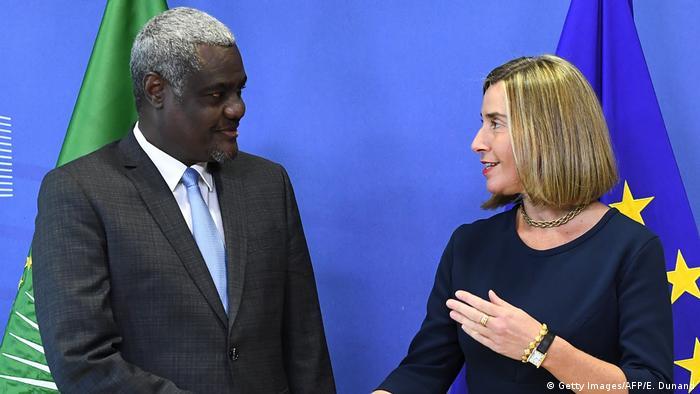 La conferencia de líderes de la UE y las principales organizaciones internacionales comenzó hoy en Bruselas con el anuncio de Federica Mogherini de nuevas ayudas para la paz y el desarrollo en la región. (22.02.2019).