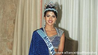 MISS WORLD 2000 (Priyanka Chopra - Miss India) Universal Pictorial Press... (picture-alliance/dpa/Photoshot)