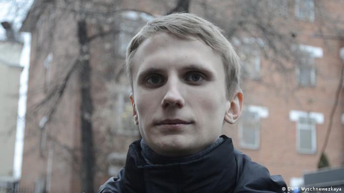 Михаил Галяшкин