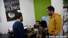 NGO Breaking the Silence | Büro in Tel Aviv, Israel