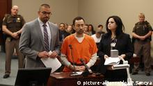 Ex-Teamarzt der US-Turnerinnen vor Gericht Larry Nassar