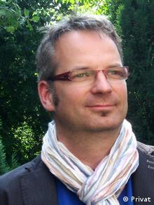Porträt Stefan Waschlewski (Privat)
