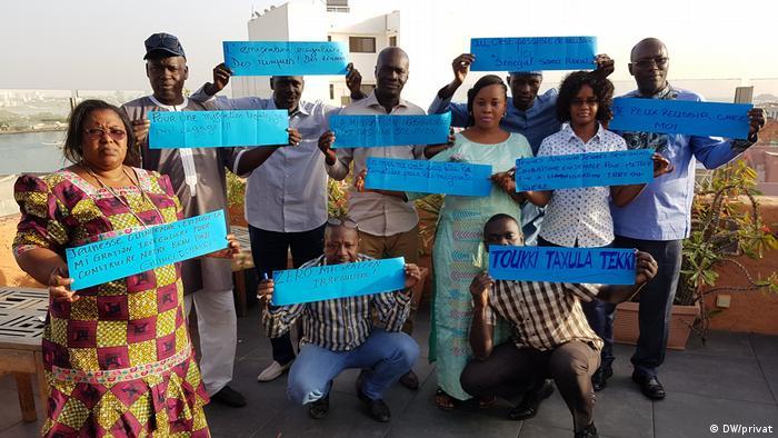 DW Akademie in Dakar