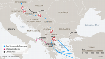 Ruta balcanică