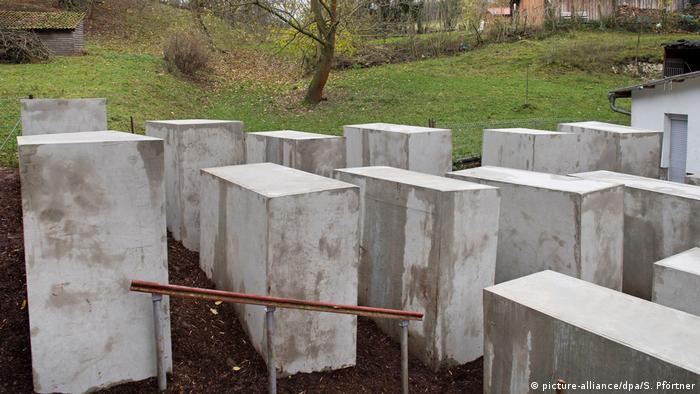 The memorial of shame