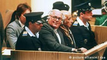 Суд над Демьянюком в Израиле